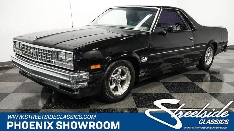 1985 Chevrolet El Camino for sale in Mesa, AZ