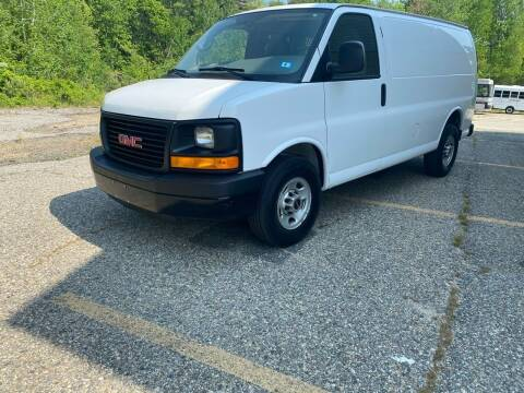 2014 GMC Savana Cargo for sale at Cars R Us Of Kingston in Kingston NH