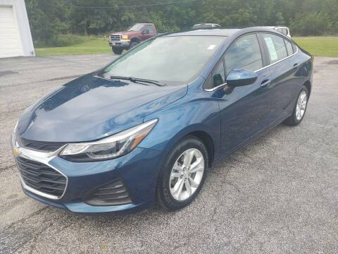 2019 Chevrolet Cruze for sale at Art Hossler Auto Plaza Inc - Used Inventory in Canton IL