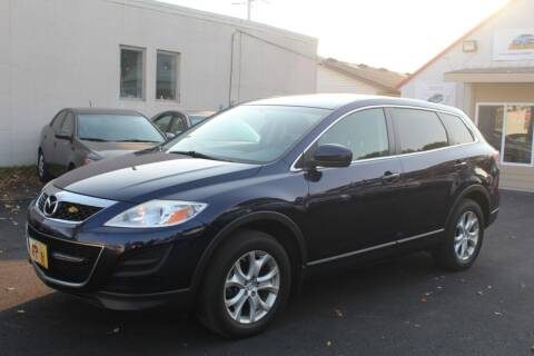 2012 Mazda CX-9 for sale at Rochester Auto Mall in Rochester MN