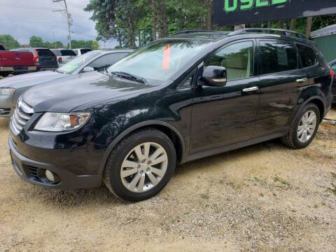 2008 Subaru Tribeca for sale at Northwoods Auto & Truck Sales in Machesney Park IL
