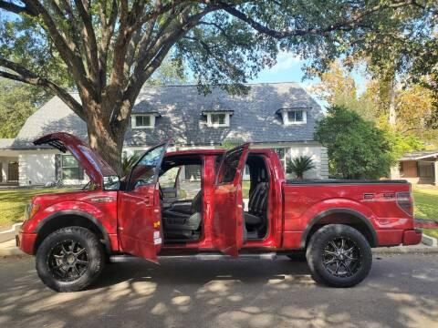 2011 Ford F-150 for sale at Progressive Auto Plex in San Antonio TX