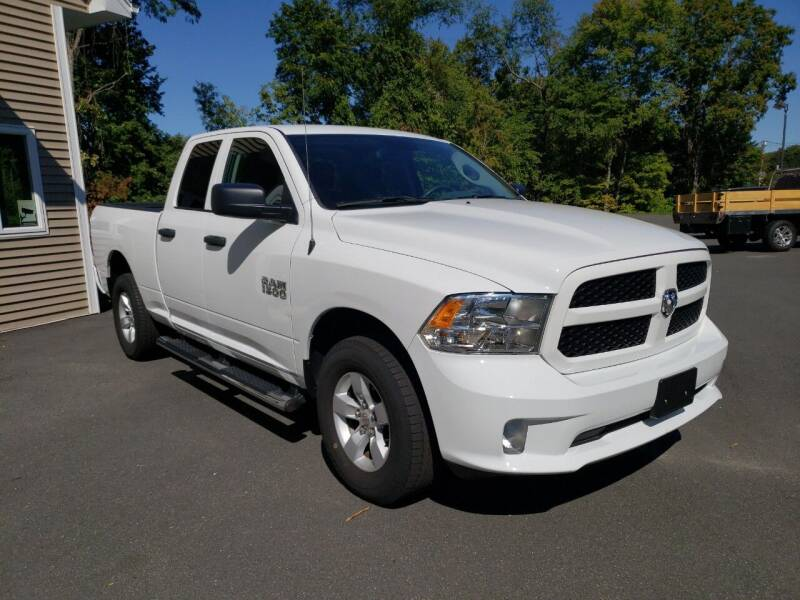 2018 RAM Ram Pickup 1500 for sale at KLC AUTO SALES in Agawam MA