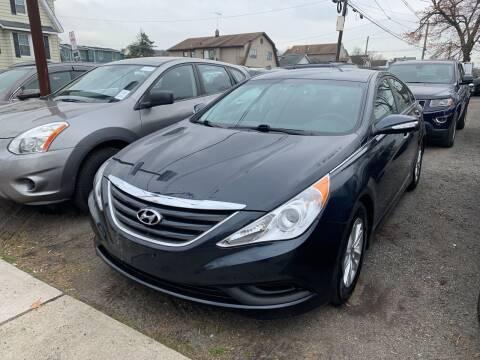 2014 Hyundai Sonata for sale at Charles and Son Auto Sales in Totowa NJ