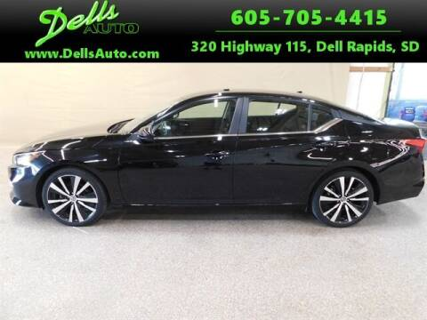 2020 Nissan Altima for sale at Dells Auto in Dell Rapids SD