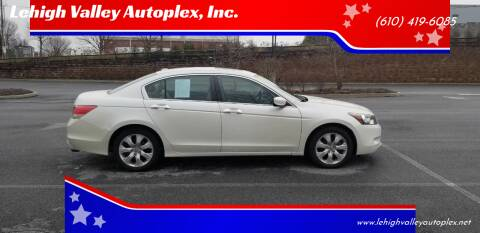 2010 Honda Accord for sale at Lehigh Valley Autoplex, Inc. in Bethlehem PA