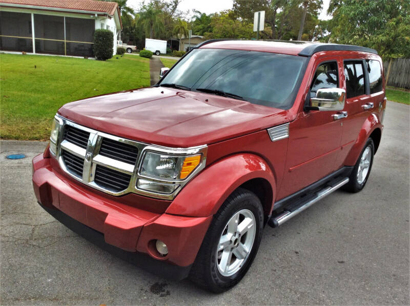 2009 Dodge Nitro for sale at LESS PRICE AUTO BROKER in Hollywood FL