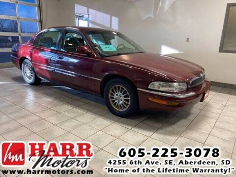 1998 Buick Park Avenue for sale at Harr's Redfield Ford in Redfield SD