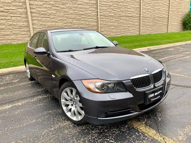2006 BMW 3 Series for sale at EMH Motors in Rolling Meadows IL