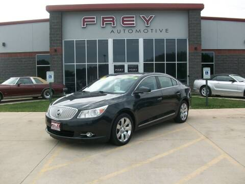 2011 Buick LaCrosse for sale at Frey Automotive in Muskego WI