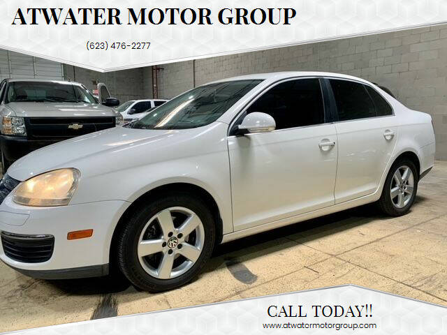 2009 Volkswagen Jetta for sale at Atwater Motor Group in Phoenix AZ