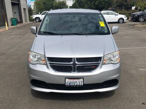 2012 Dodge Grand Caravan for sale at Faith Auto Sales in Temecula CA