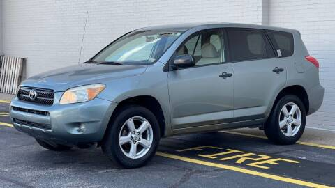 2008 Toyota RAV4 for sale at Carland Auto Sales INC. in Portsmouth VA