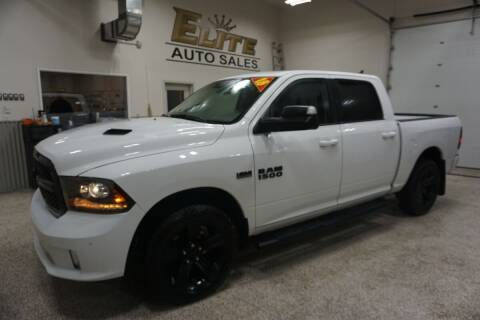 2018 RAM Ram Pickup 1500 for sale at Elite Auto Sales in Idaho Falls ID