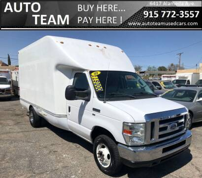 2009 Ford E-Series Chassis for sale at AUTO TEAM in El Paso TX