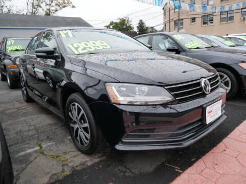 2017 Volkswagen Jetta for sale at M & R Auto Sales INC. in North Plainfield NJ