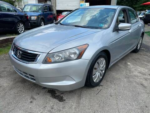 2009 Honda Accord for sale at White River Auto Sales in New Rochelle NY