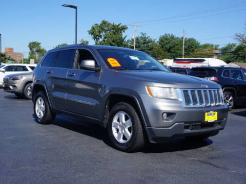 2013 Jeep Grand Cherokee for sale at Buhler and Bitter Chrysler Jeep in Hazlet NJ