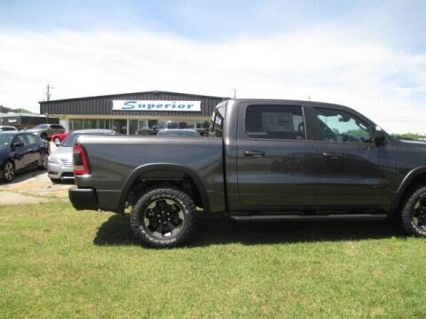 2019 RAM Ram Pickup 1500 for sale at SUPERIOR CHRYSLER DODGE JEEP RAM FIAT in Henderson NC