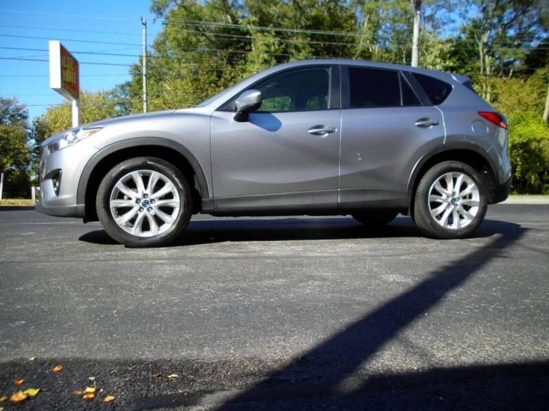 2013 Mazda CX-5 for sale at Auto Brite Auto Sales in Perry OH