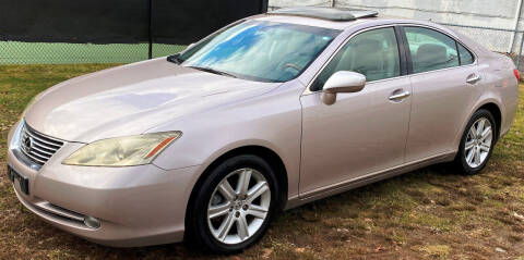 2009 Lexus ES 350 for sale at Autoworks of Devon in Milford CT