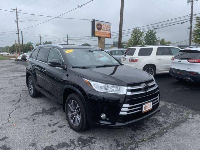 2018 Toyota Highlander for sale in Winchester, VA