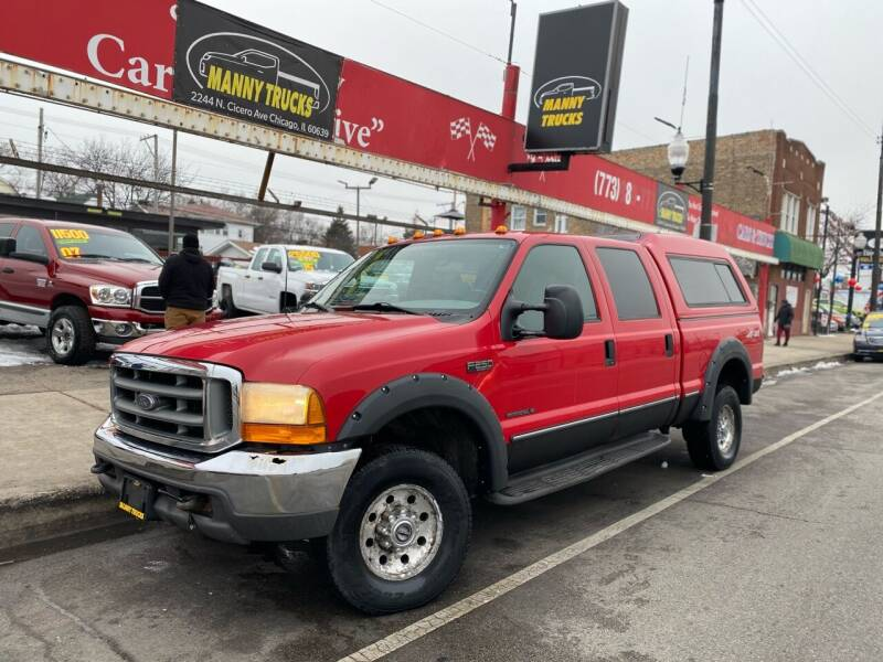 1999 Ford F-250 Super Duty for sale at Manny Trucks in Chicago IL