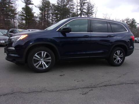 2016 Honda Pilot for sale at Mark's Discount Truck & Auto Sales in Londonderry NH