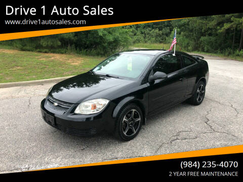 2010 Chevrolet Cobalt for sale at Drive 1 Auto Sales in Wake Forest NC