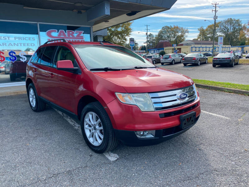 2007 Ford Edge for sale at Carz Unlimited in Richmond VA