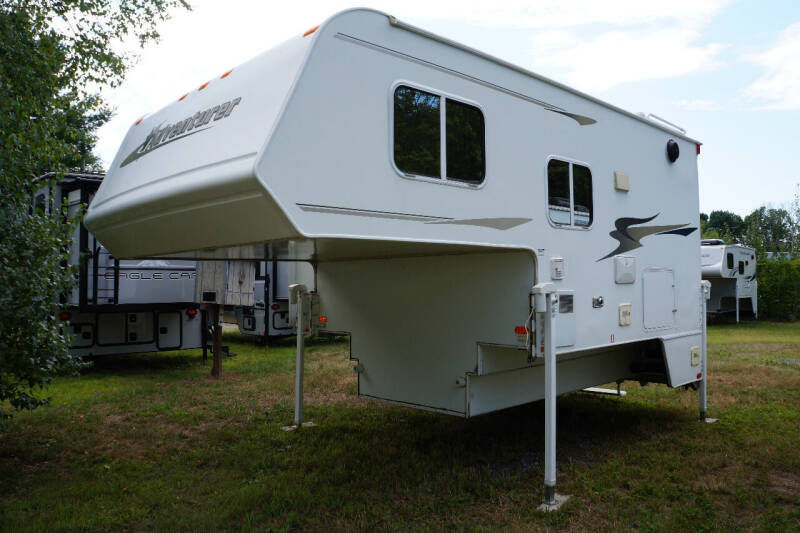 2007 Adventurer 93FDS for sale at Polar RV Sales in Salem NH