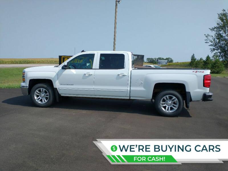 2015 Chevrolet Silverado 1500 for sale at Dakota Sales & Equipment in Arlington SD