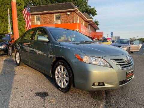 2008 Toyota Camry for sale at Bloomingdale Auto Group - The Car House in Butler NJ