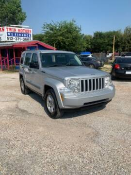 2010 Jeep Liberty for sale at Twin Motors in Austin TX