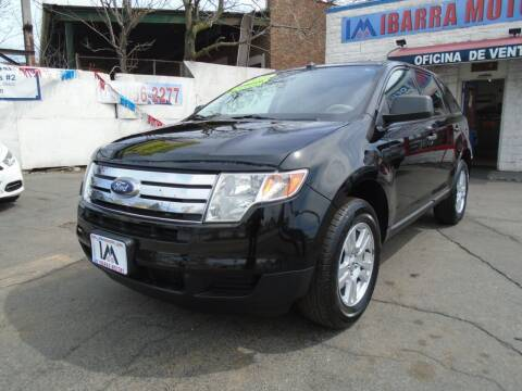 2009 Ford Edge for sale at IBARRA MOTORS INC in Cicero IL