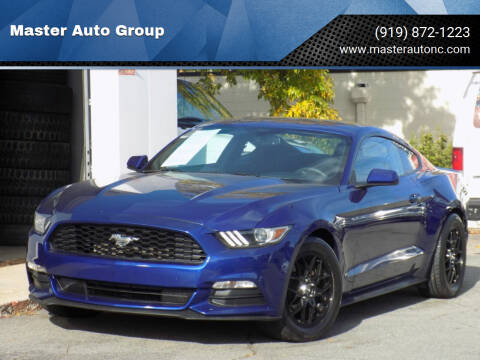 2016 Ford Mustang for sale at Master Auto Group in Raleigh NC