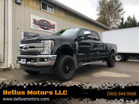2019 Ford F-350 Super Duty for sale at Bellus Motors LLC in Camas WA