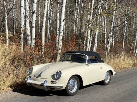 1963 Porsche 356 for sale at Gullwing Motor Cars Inc in Astoria NY