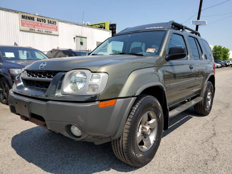 2003 Nissan Xterra for sale at MENNE AUTO SALES LLC in Hasbrouck Heights NJ