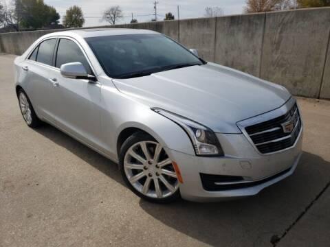 2016 Cadillac ATS for sale at BOB HART CHEVROLET in Vinita OK