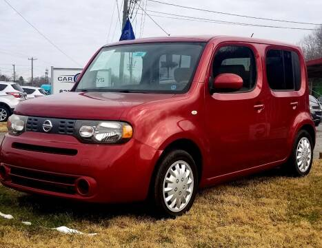 2014 Nissan cube for sale at Car Guys in Lenoir NC