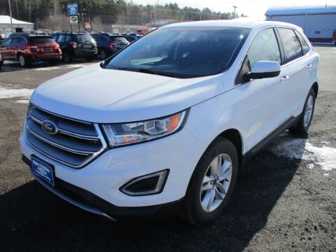2017 Ford Edge for sale at Ripley & Fletcher Pre-Owned Sales & Service in Farmington ME