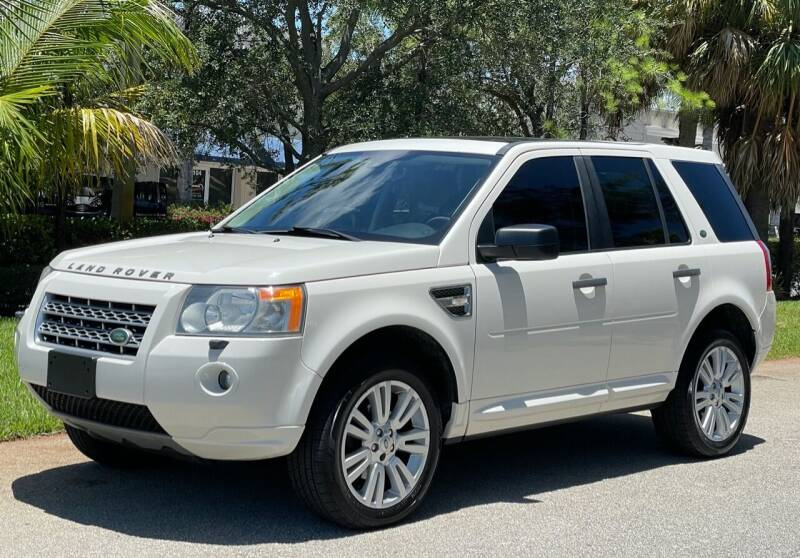 2010 Land Rover LR2 for sale at VE Auto Gallery LLC in Lake Park FL