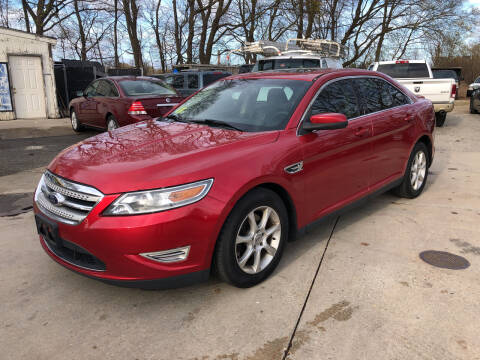 2012 Ford Taurus for sale at Barga Motors in Tewksbury MA