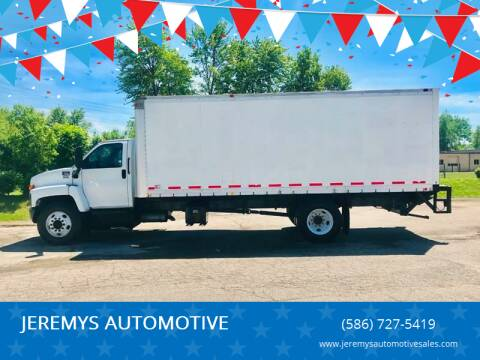 2003 GMC C7500 for sale at JEREMYS AUTOMOTIVE in Casco MI