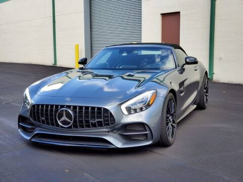 2018 Mercedes-Benz AMG GT for sale at VA Leasing Corporation in Doral FL