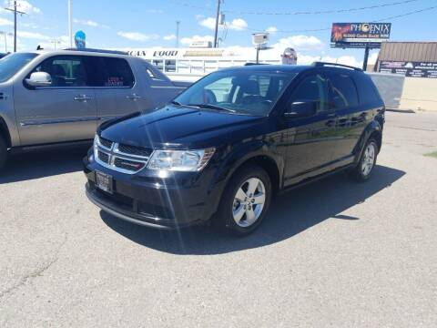 2016 Dodge Journey for sale at Revolution Auto Group in Idaho Falls ID