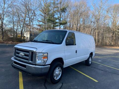 2014 Ford E-Series Cargo for sale at Pristine Auto in Whitman MA