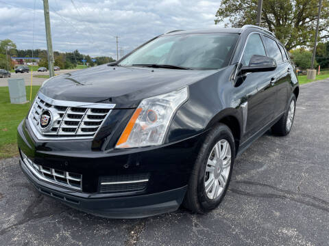 2015 Cadillac SRX for sale at Blake Hollenbeck Auto Sales in Greenville MI