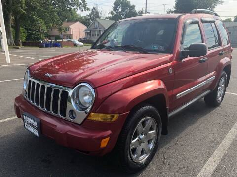 2007 Jeep Liberty for sale at EZ Auto Sales , Inc in Edison NJ